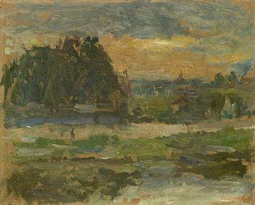 Avond aan de Seine, Walter Kurt Wiemken