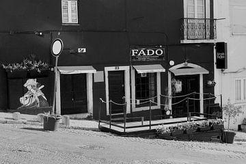 Musique fado, Lisbonne sur Inge Hogenbijl