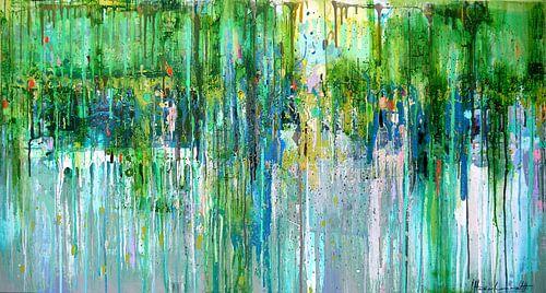 Green reflection von Paint- Ing