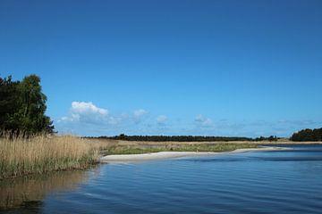 Sommer an der Ostsee van Heike Hultsch