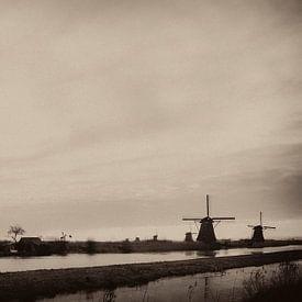 Kinderdijk van Ed van Loon