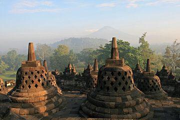 Borobudur sur Antwan Janssen