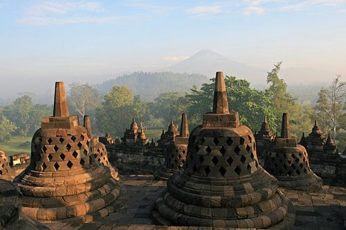 Borobudur von Antwan Janssen