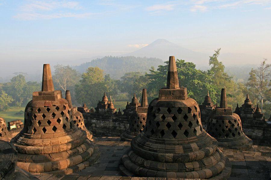 Borobudur van Antwan Janssen
