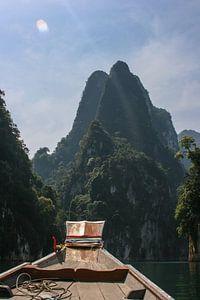 Khao Sok Nationaloark Thailand van Levent Weber