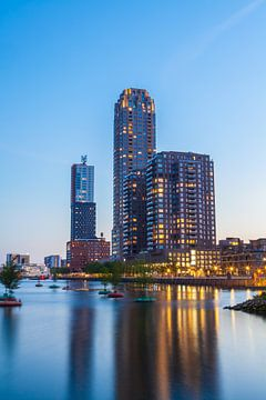 Woontorens Rotterdam van Rob Altena