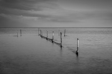 Filets de pêche sur Marian van der Kallen Fotografie