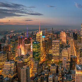 Manhattan von Reinier Snijders