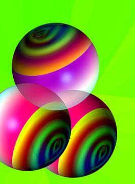Colorierte Culleration van Harry Ucksche