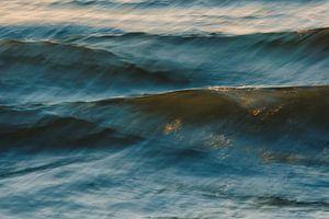 Wellen (ICM Fotografie) von Dokra Fotografie