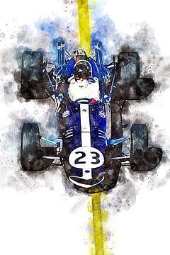 Dan Gurney, Eagle F1 von Theodor Decker
