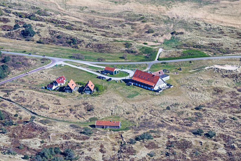 Het Posthuys op Vlieland van Roel Ovinge
