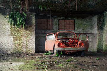 Volkswagen Käfer in der Werkstatt von Tim Vlielander