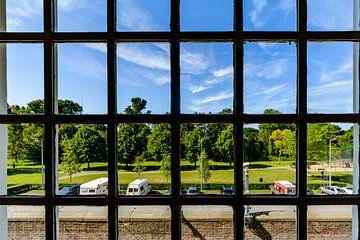 Penitentiaire inrichting de Schutterswei van Danny de Jong