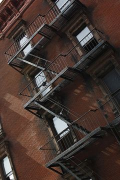 New York flat sur Pamela Fritschij