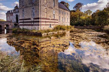 Douve du château de Genhoes sur Rob Boon
