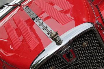 Oldtimer : Ford Spartan MK2 detail. van Roel de Vries
