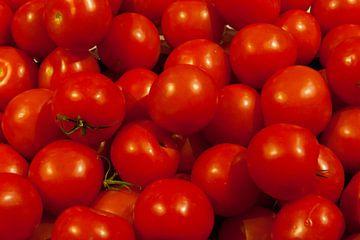 Tomaten in Beeld (tomato) van Brian Morgan