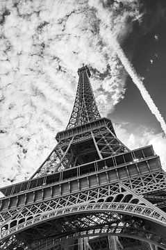 Eiffeltoren van Dennis Carette