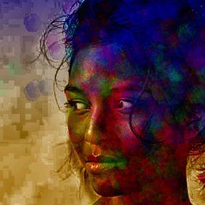DigiGirl 1 van Brenda Reimers