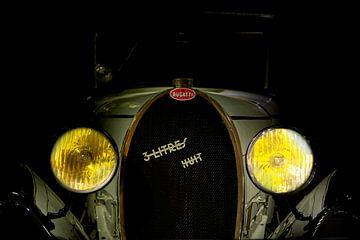 Bugatti type 44 von marco de Jonge