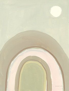 Pastel Arch II, Danhui Nai van Wild Apple