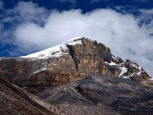 Gletsjer El Cocuy van