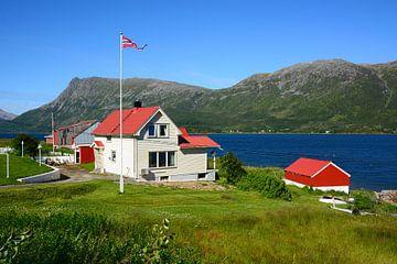 Norwegen wie aus dem Bilderbuch von Gisela Scheffbuch