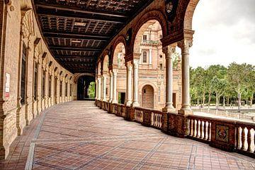 Plaza de España sur Rene Albers