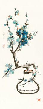 blaue Blüten, Chris Paschke von Wild Apple