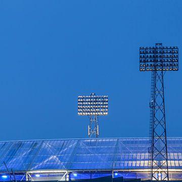 Feyenoord stadion 15 van John Ouwens