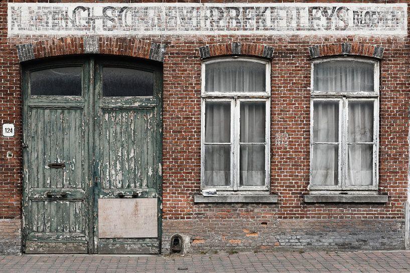 Oude Gevel van Mister Moret Photography