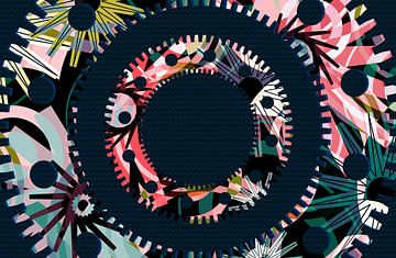 Pattern-9b von Pia Schneider