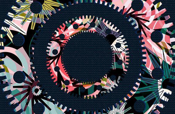 Pattern-9b van Pia Schneider