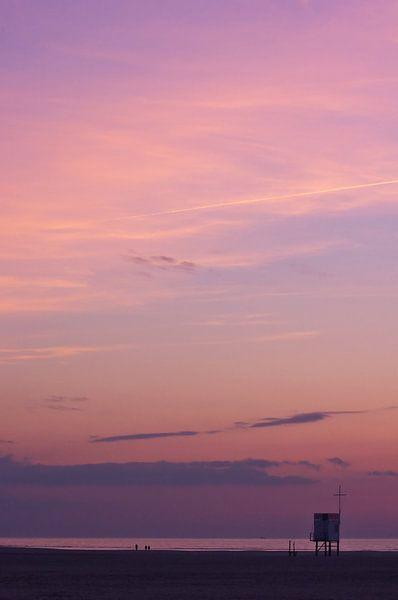 Sweet Sunset van Angela Dölling