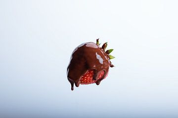 Erdbeerschokolade von
