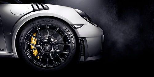 Porsche GT2 RS van Thomas Boudewijn