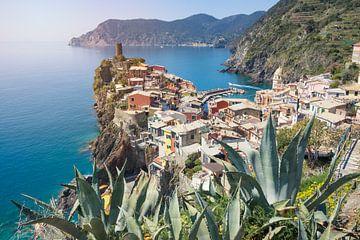 Vernazza Stadt in Cinque Terre von iPics Photography