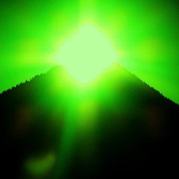 De smaragdenpiramide van Ramon Labusch