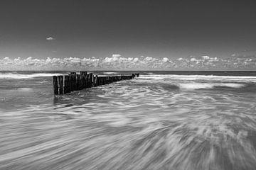 Zee in beweging van Peter Heins