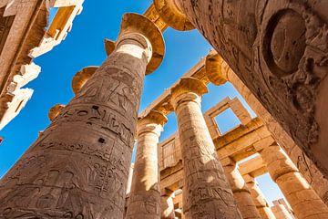 Tempel van Karnak van Easycopters