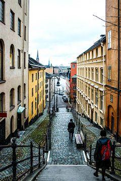 Stockholm stad von Thomas Paardekooper
