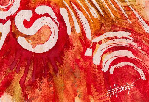 Red Autumn Passion