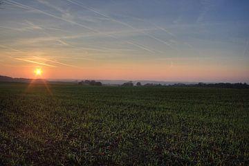 Sonnenuntergang von MSP Canvas
