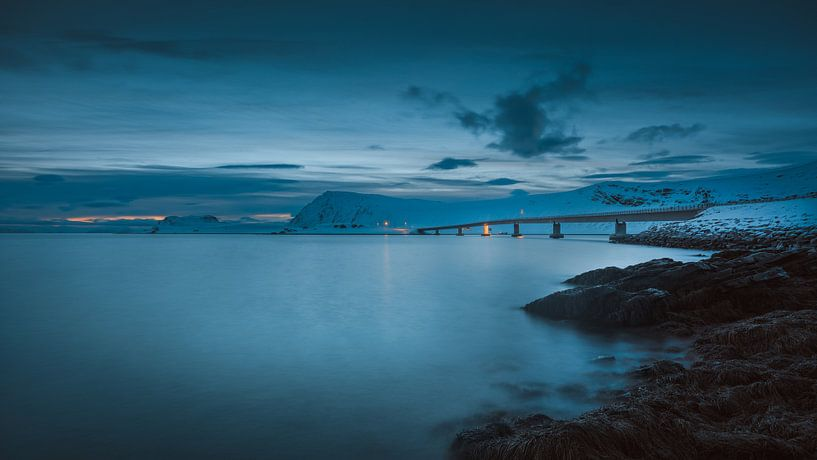 Noordkaap brug van Andy Troy