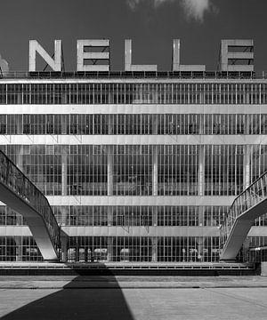 Van Nelle fabriek Unesco Rotterdam van Ronald Tilleman