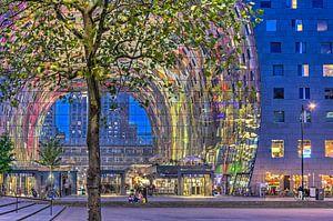 Halle du Marché, Rotterdam