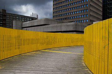 Luchtsingel Rotterdam van Simone van der Oost-van Groningen