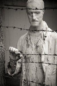 Holocaust Memorial in San Francisco van