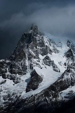 Patagoniëberg van Stefan Schäfer